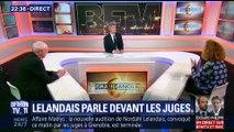 Affaire Maëlys: Nordahl Lelandais parle devant les juges (1/2)