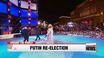 Western leaders, Putin strike more cordial tone after re-election