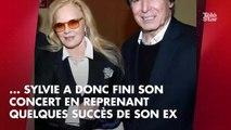 Après son triomphe au Grand Rex, Sylvie Vartan passe des vacances en Italie avec sa petite-fille Ilona Smet