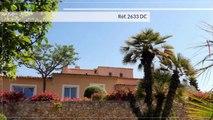 A vendre - Maison/villa - Evenos (83330) - 6 pièces - 218m²