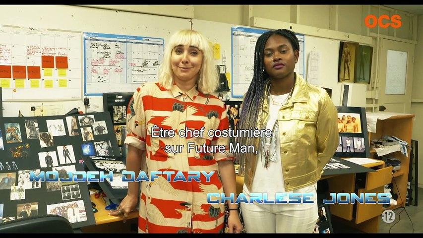 Future Man - Les costumes de la série [720p]