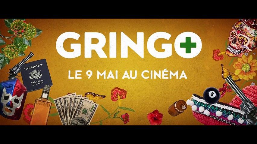 GRINGO - Bande-annonce VF [720p]
