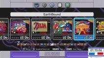 Earthbound Part 6 Boogie Tent - SNES Classic Olympics Speedrun