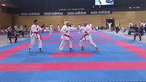 Karate Klub Mars - Rijeka Croatian Open 2013 Team Kata