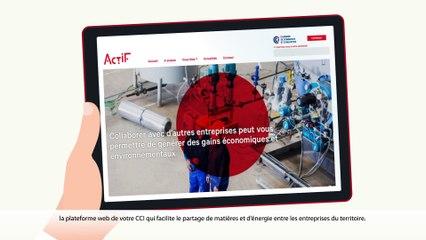 ACTIF,  la  plateforme web qui rapproche les entreprises et les territoires