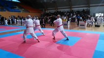 Karate Klub Mars - Grand Prix Medimurja 2017 Seniors Team Kata