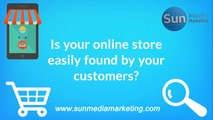 Why your online store needs SEO - E-Commerce SEO services - Sun Media Marketing