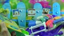 Play Doh Ice Cream Castle Playset! DIY Ice Cream Treats! Playdough Ice Cream Toy