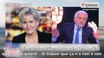 Échange très musclé entre Nadine Morano et Pascal Praud sur CNews