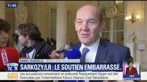 """Sarkozy en garde à vue: """"Ce n'est pas la première fois (...) Il faut regarder tout ça avec le détachement qui s'impose"""", estime Fasquelle (LR)"""