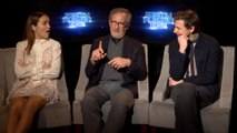 Exclusive Interview: Steven Spielberg is still nervous about making movies