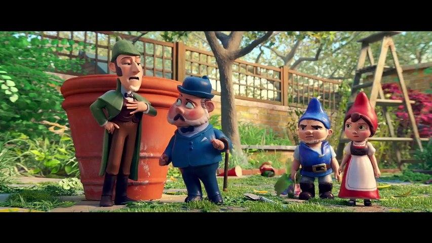 SHERLOCK GNOMES - Bande-annonce finale (VF) [au cinéma le 11 avril 2018] [720p]