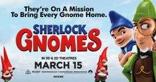 Sherlock Gnomes 2017 Anglais Film En cours de cuisson à la vapeur