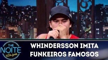 Whindersson imita funkeiros famosos 20.03.18