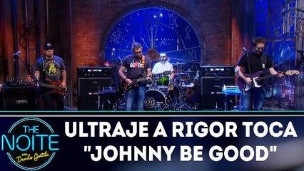 "Ultraje a Rigor toca ""Johnny be Good"" 19.03.18"
