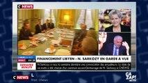 Nadine Morano s'énerve en direct sur CNews contre Pascal Praud et lui raccroche au nez