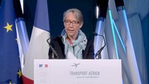Discours d'Elisabeth Borne - Assises nationales du transport aérien
