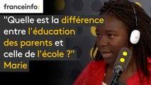 """""""Quelle différence entre l'éducation des parents et celle de l'école?"""": Jean-Michel Blanquer interrogé par des collégiens"""