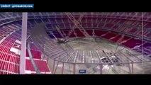 Le nouveau Camp Nou  en vidéo