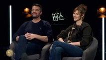En cohabitation avec Arnaud Ducret et Louise Bourgoin - Interview cinéma