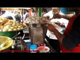 Patis and Aloo Chat Mix  Street Foods - Uttar Pradesh  Street Foods -Indian Street  Foods Aloo chat