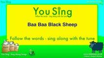 Kidzone - You Sing - Baa Baa Black Sheep