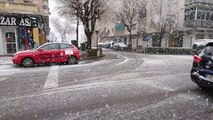 Granada,Dia de reyes 2018 con nieve