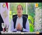 """الرئيس السيسي: اقتصادنا فى الخمسينيات كان """"كويس"""" حتى دخلنا حرب اليمن"""