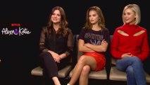 """Tiffani Thiessen & Cast Talk New Netflix Show """"Alexa & Katie"""""""