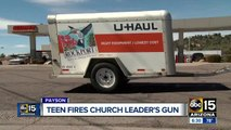 Man accidentally shot by teen on the way home from Payson church camp