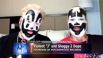 What Insane Clown Posses Violent J Tells Aspiring Murder Rapper King Krimzon About His Act