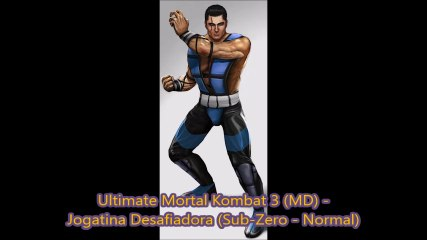 Ultimate Mortal Kombat 3 Resource | Learn About, Share and