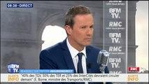 """Nicolas Dupont-Aignan: """"Pourquoi Nicolas Sarkozy est-il en garde à vue et pas en audition libre?"""""""
