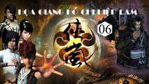 Phim Hoạt hình Họa giang hồ chi Hiệp Lam Tập 6 VIETSUB | Phim Hoạt Hình Trung Quốc Tiên Hiệp 3D Võ Thuật Thần Thoại