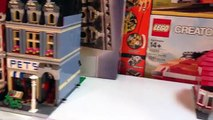 LEGO Employee Exclusive 4000007 Ole Kirks House - Rare and hard to find