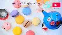 Kawaii DIY: Macaron Needle Felting Tutorial | Needle Felting for Beginners