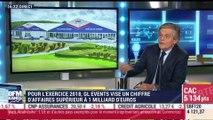 GL Events vise un chiffre d'affaires supérieur à 1 milliard d'euros pour l'exercice 2018 - 22/03