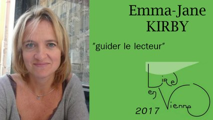 "Emma-Jane KIRBY l'opticien de lampedusa ""guider le lecteur"""