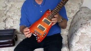 Portable Guitar Guitars strobelguitars com
