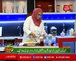 Abbtakk - Daawat-e-Rahat - Episode 249 (Fried Chicken Vegetable Noodles, Strawberry Jam Cake) - 21 March 2018