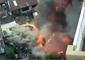 Dozens of Families Left Homeless by Quezon City Blaze
