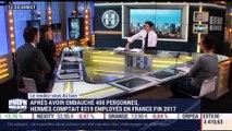 Le Rendez-vous du Luxe: 2017, une année record pour Hermès - 21/03