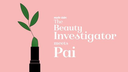 Marie Claire - The Beauty Investigator - Pai