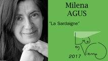 "Milena AGUS - sens dessus dessous ""la sardaigne"""