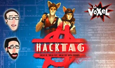 Chouette jeu d'infiltration avec un pote: HACKTAG