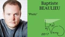 """baptiste beaulieu  - la ballade de l'enfant gris """"photo"""""""