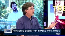 TRENDING | Promoting diversity in Israel's work force | Wednesday, March 21st 2018