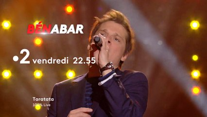 Bande Annonce Taratata - France 2 - Vendredi 23 Mars 22h55
