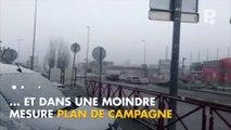 Neige en Provence : des flocons au Nord des Bouches-du-Rhône