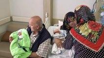 23 yıl sonra tüp bebek tedavisiyle gelen çocuklarına Recep, Tayyip, Erdoğan isimlerini verdiler